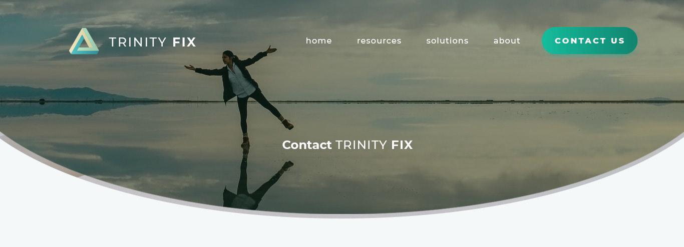 contact trinity fix