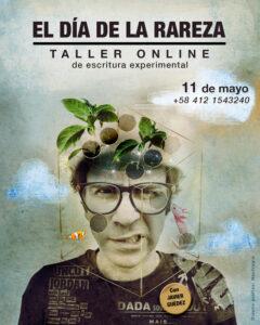 dia_de_la_rareza2 cartel javier guedez diseño editorial diseño gráfico